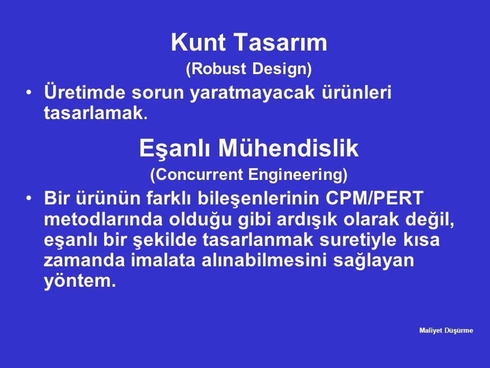 (Concurrent Engineering)