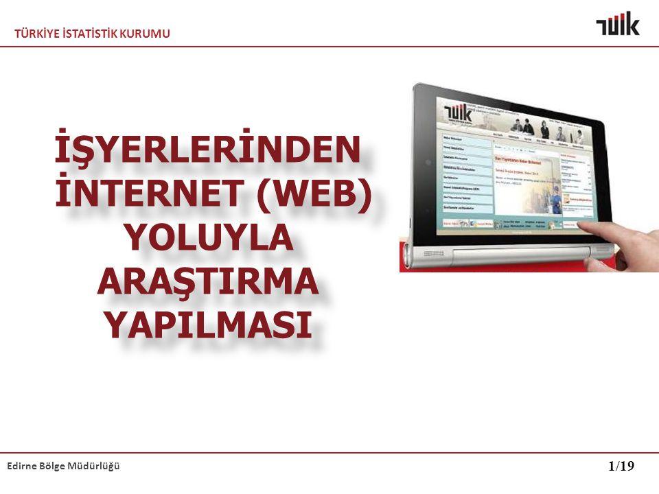 İNTERNET (WEB) YOLUYLA