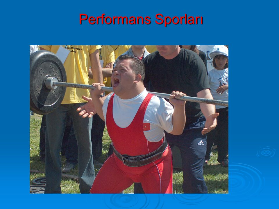 Performans Sporları