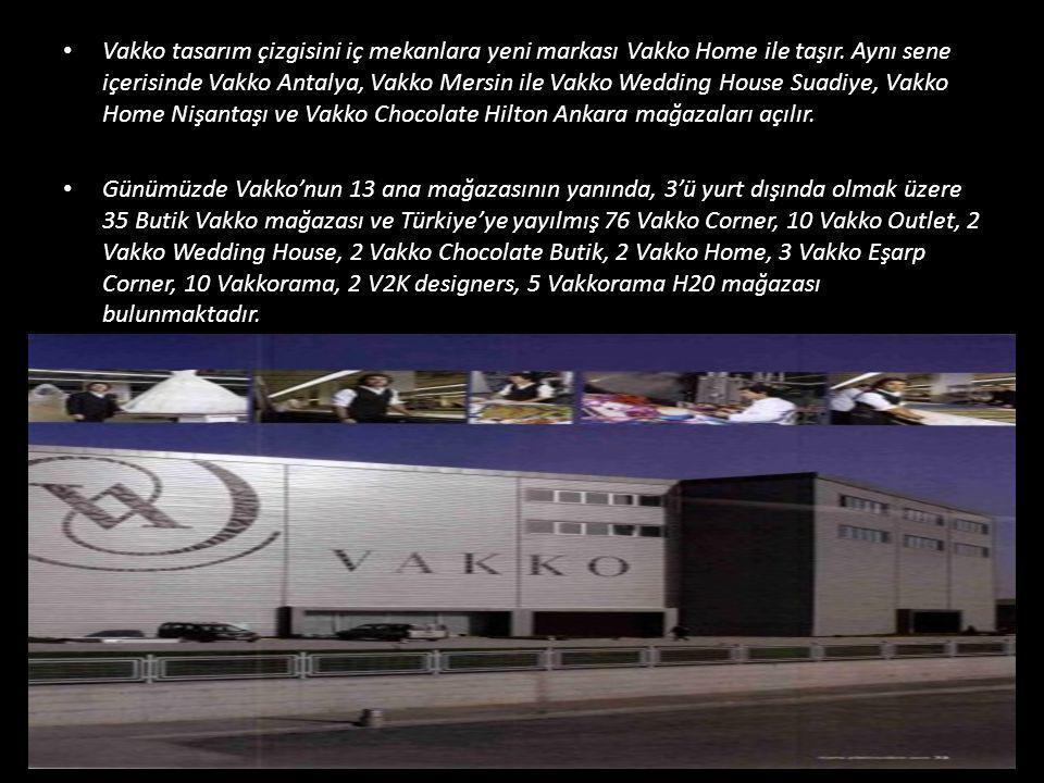 Vakko tasarım çizgisini iç mekanlara yeni markası Vakko Home ile taşır