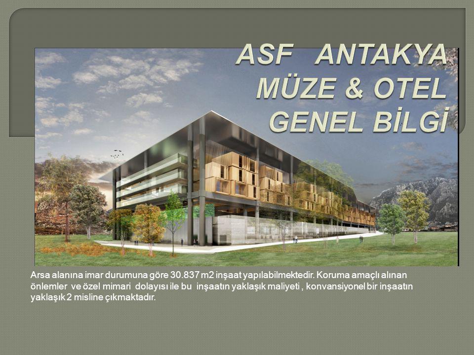ASF ANTAKYA MÜZE & OTEL GENEL BİLGİ