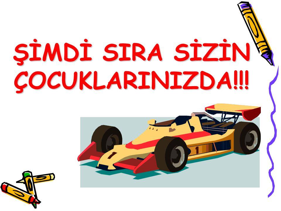 ŞİMDİ SIRA SİZİN ÇOCUKLARINIZDA!!!