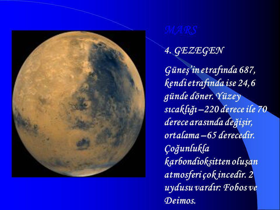 MARS 4. GEZEGEN.