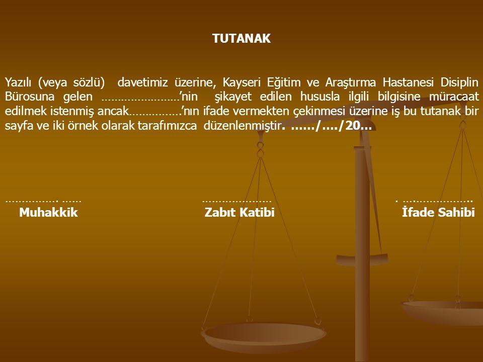 TUTANAK