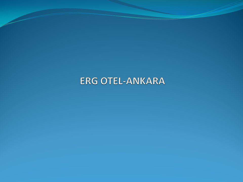 ERG OTEL-ANKARA
