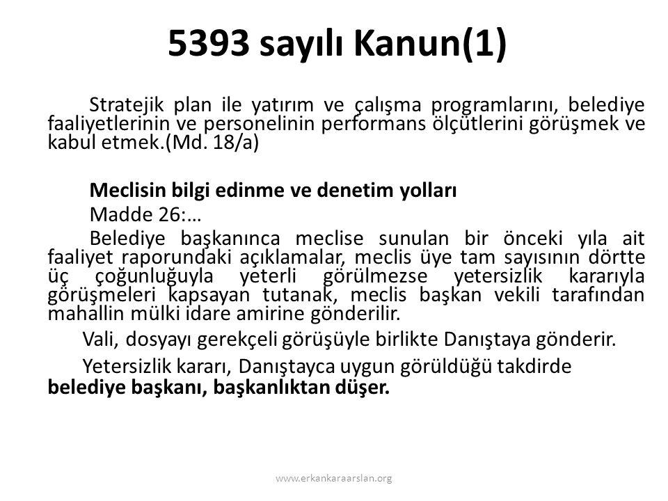 5393 sayılı Kanun(1)