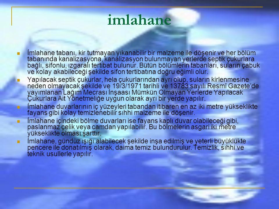 imlahane