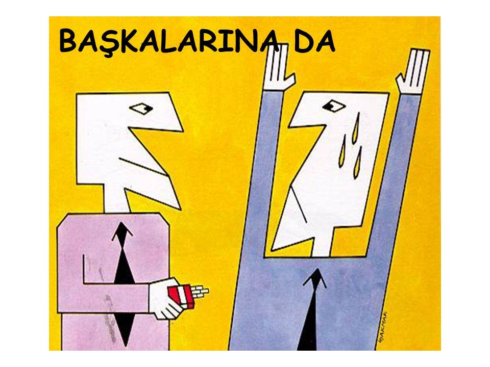 BAŞKALARINA DA