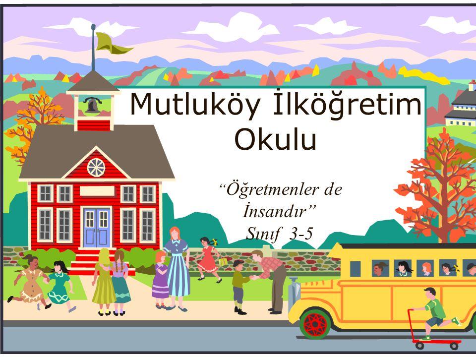 Mutluköy İlköğretim Okulu