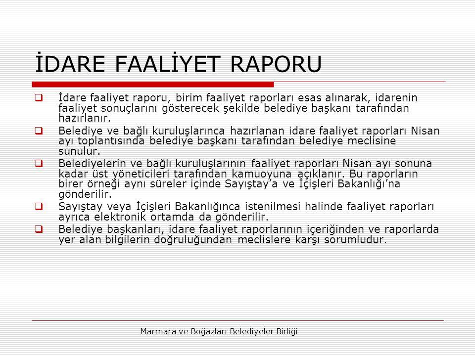 Marmara ve Boğazları Belediyeler Birliği