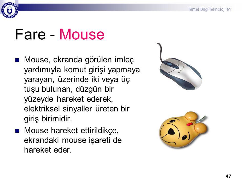 Fare - Mouse