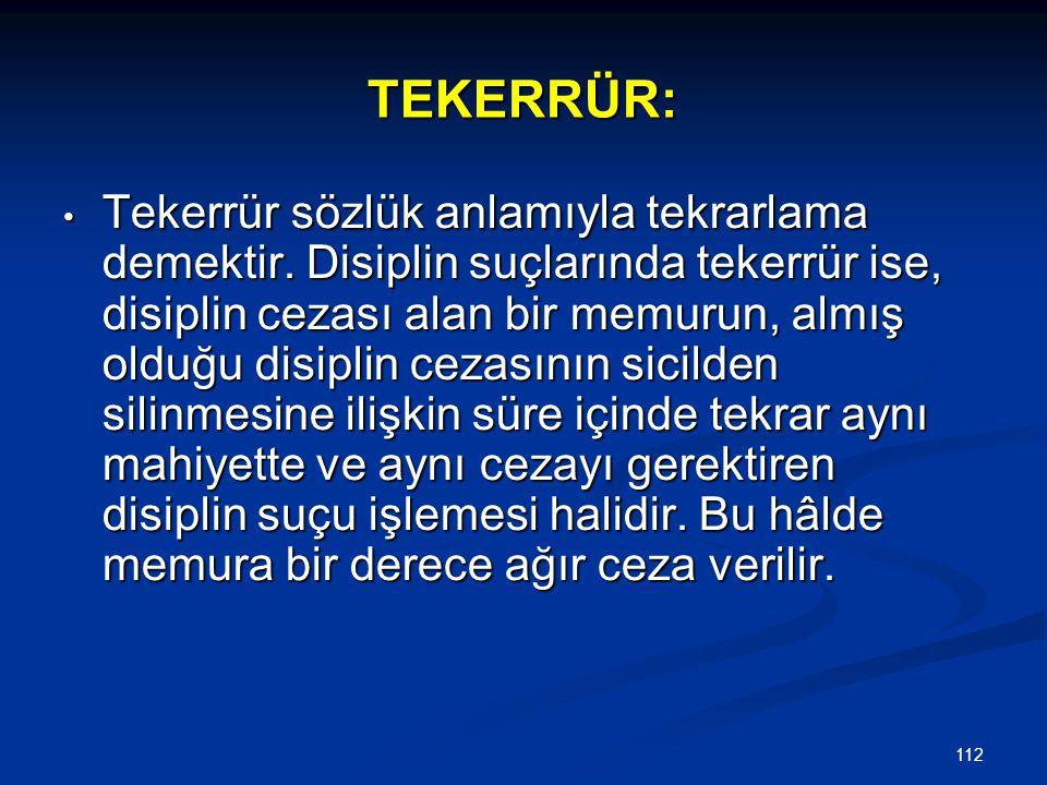 TEKERRÜR: