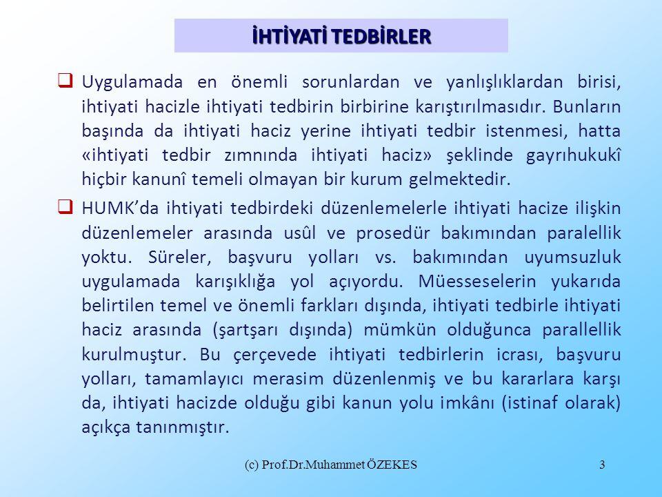 (c) Prof.Dr.Muhammet ÖZEKES