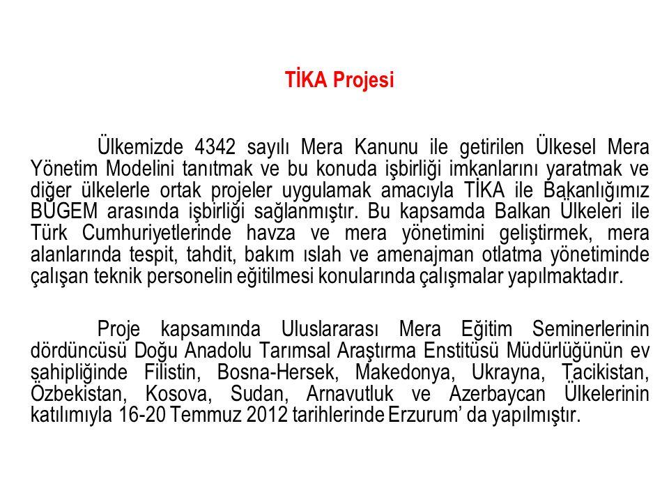 TİKA Projesi