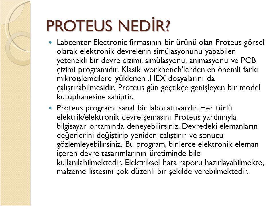 PROTEUS NEDİR