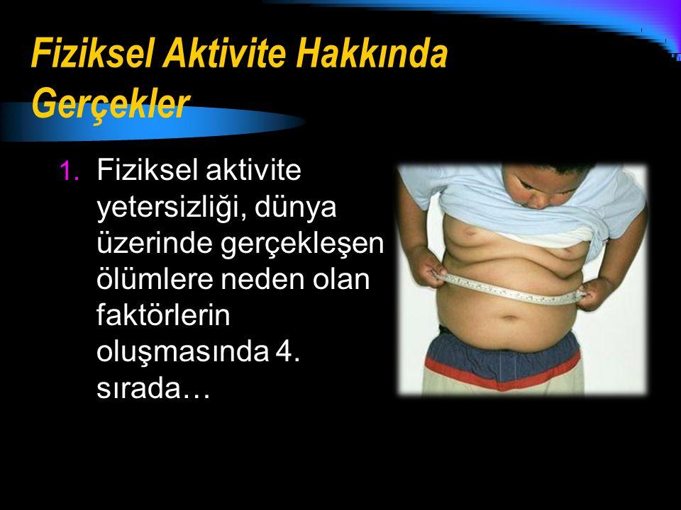Fiziksel Aktivite Hakkında Gerçekler