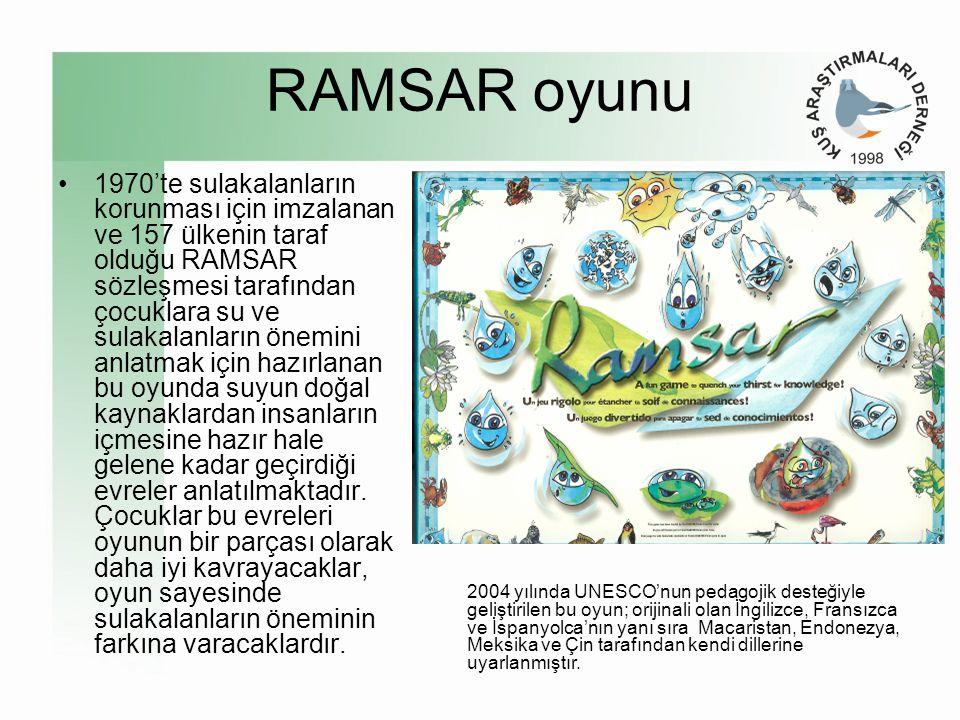 RAMSAR oyunu