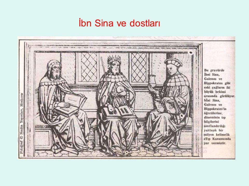 İbn Sina ve dostları