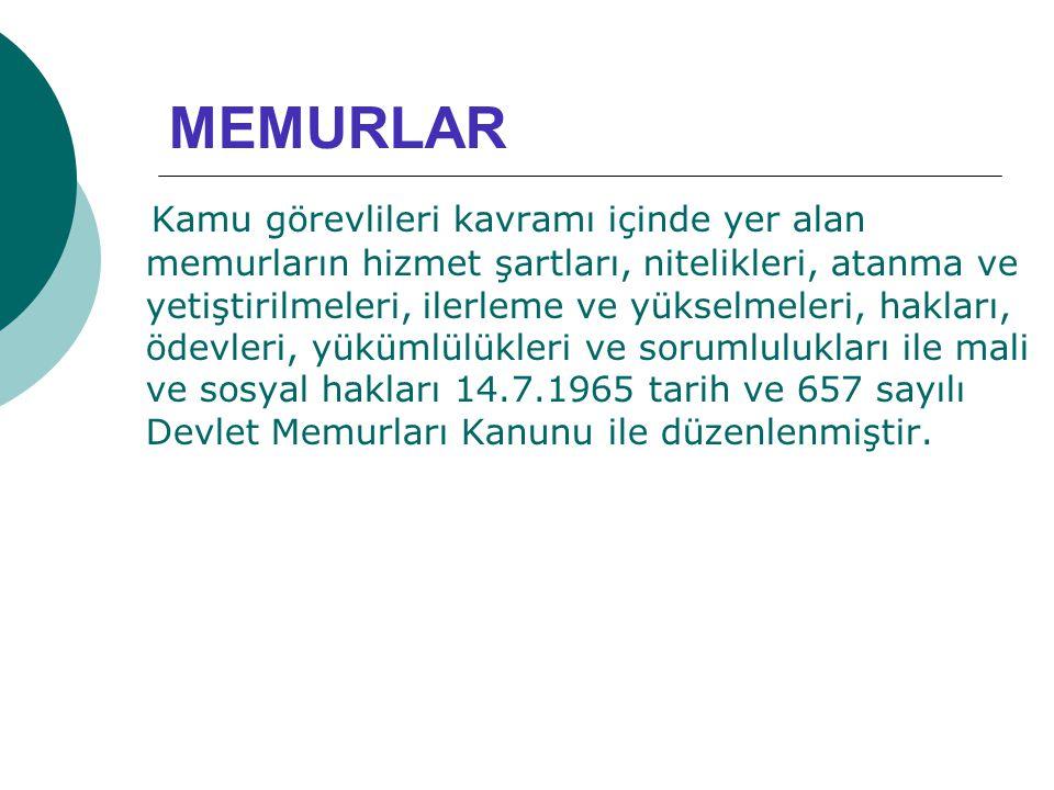 MEMURLAR
