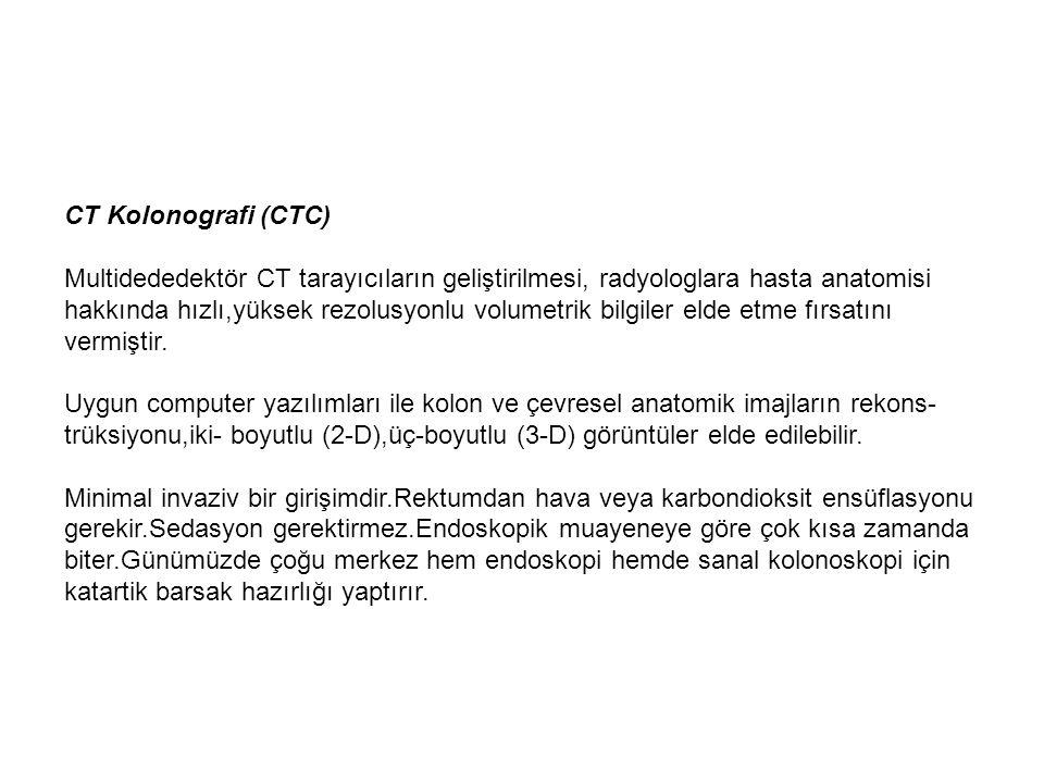 CT Kolonografi (CTC)