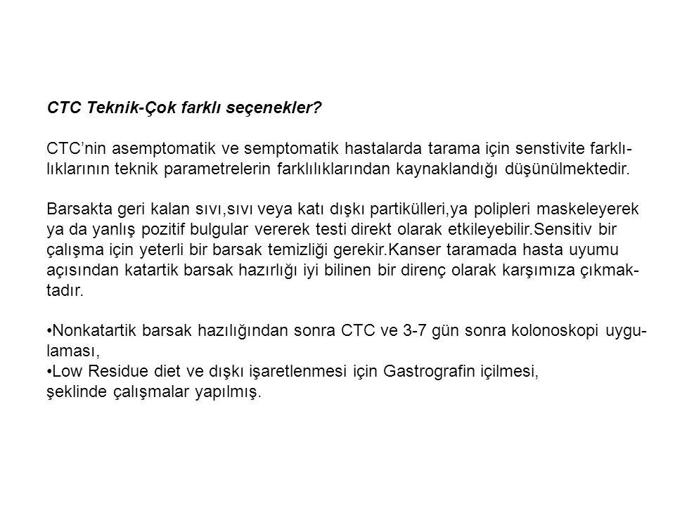 CTC Teknik-Çok farklı seçenekler