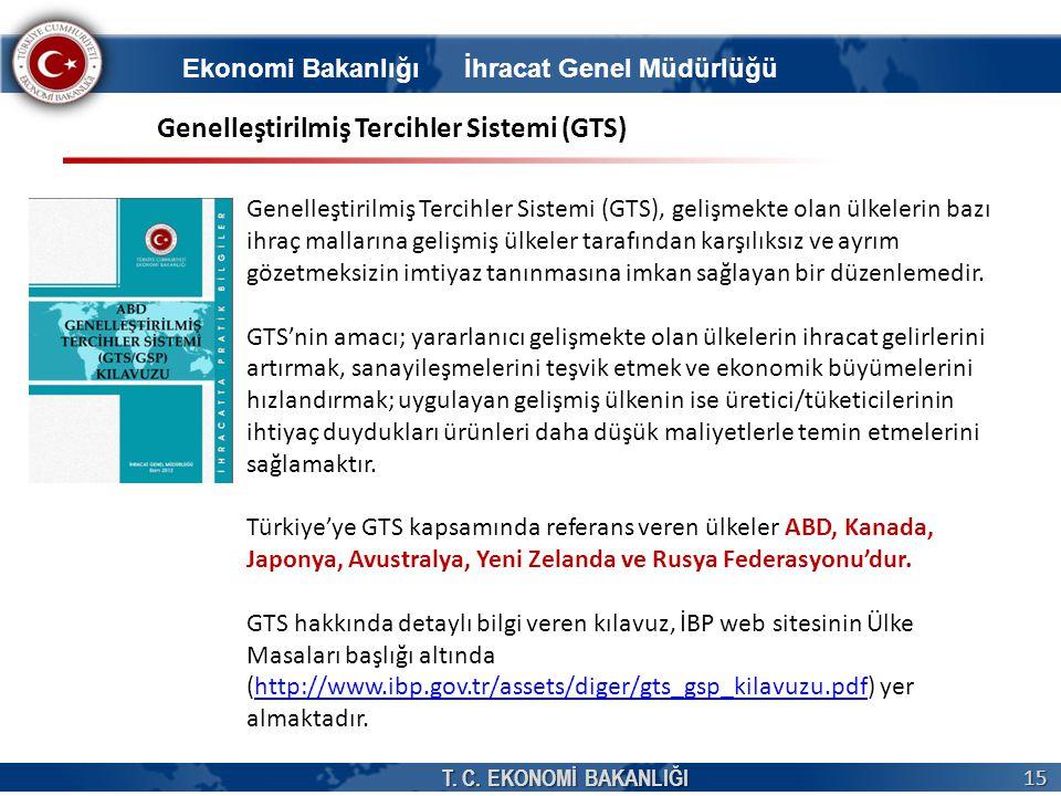 Genelleştirilmiş Tercihler Sistemi (GTS)