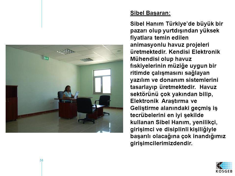 Sibel Başaran: