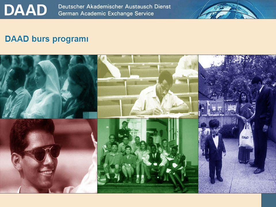 DAAD burs programı