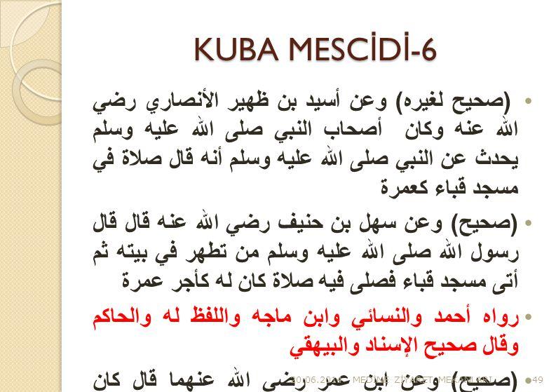 KUBA MESCİDİ-6