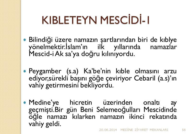 KIBLETEYN MESCİDİ-1