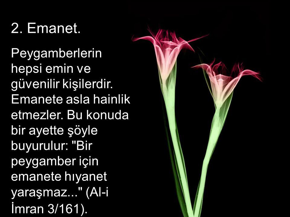 2. Emanet.
