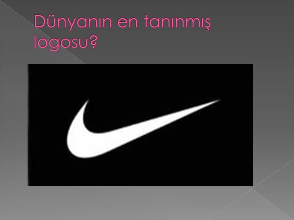 Dünyanın en tanınmış logosu