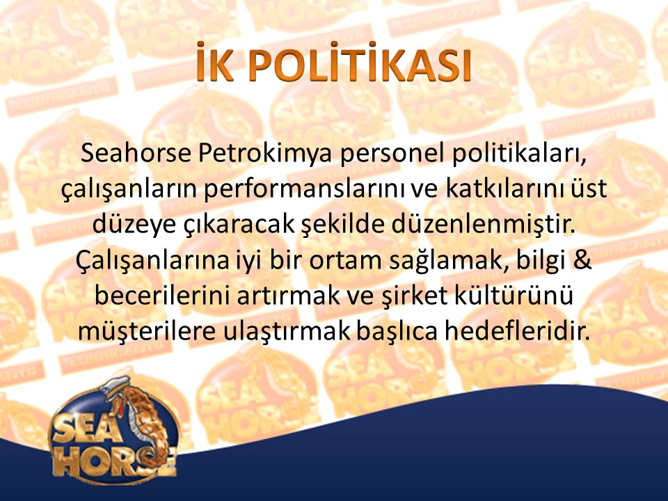 İK POLİTİKASI