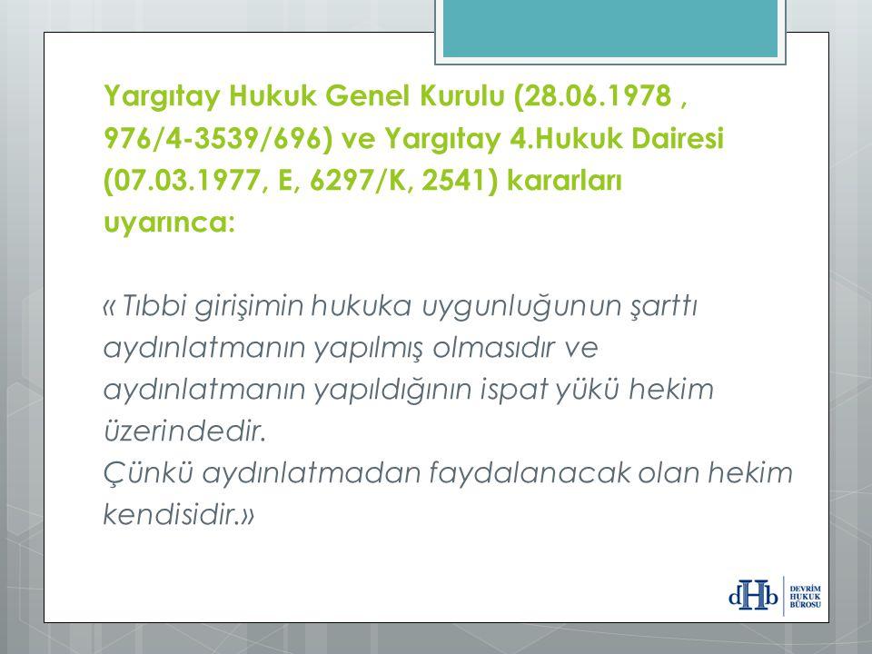 Yargıtay Hukuk Genel Kurulu (28. 06