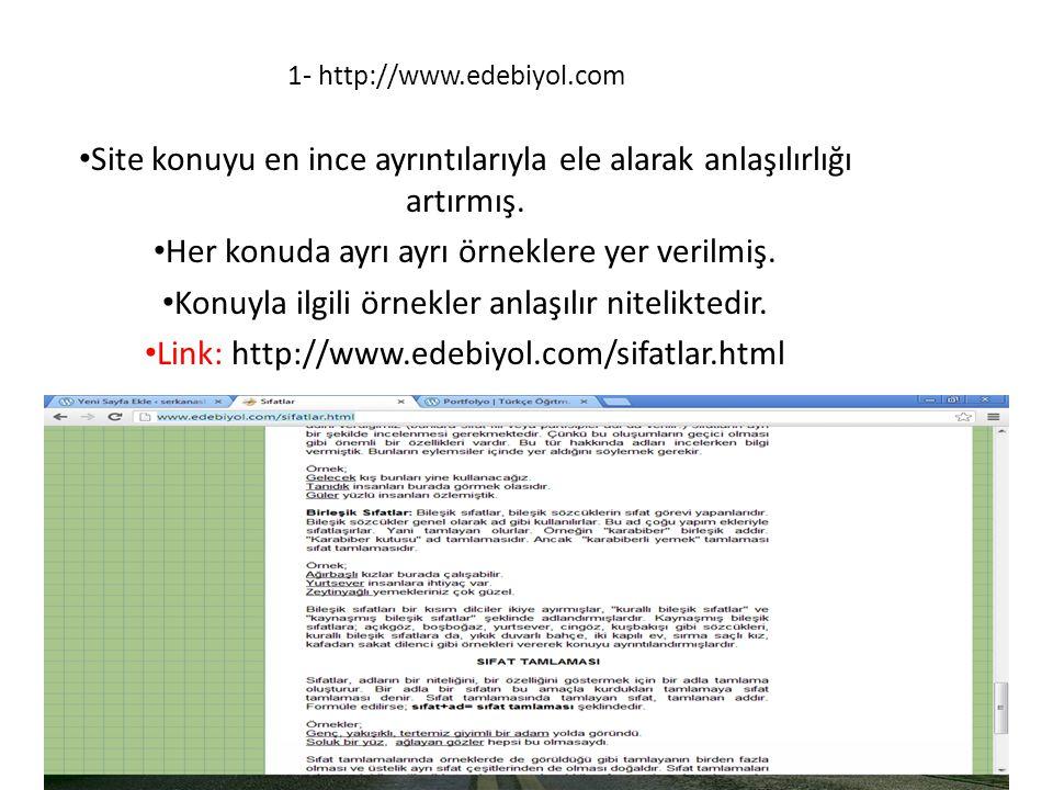 1- http://www.edebiyol.com