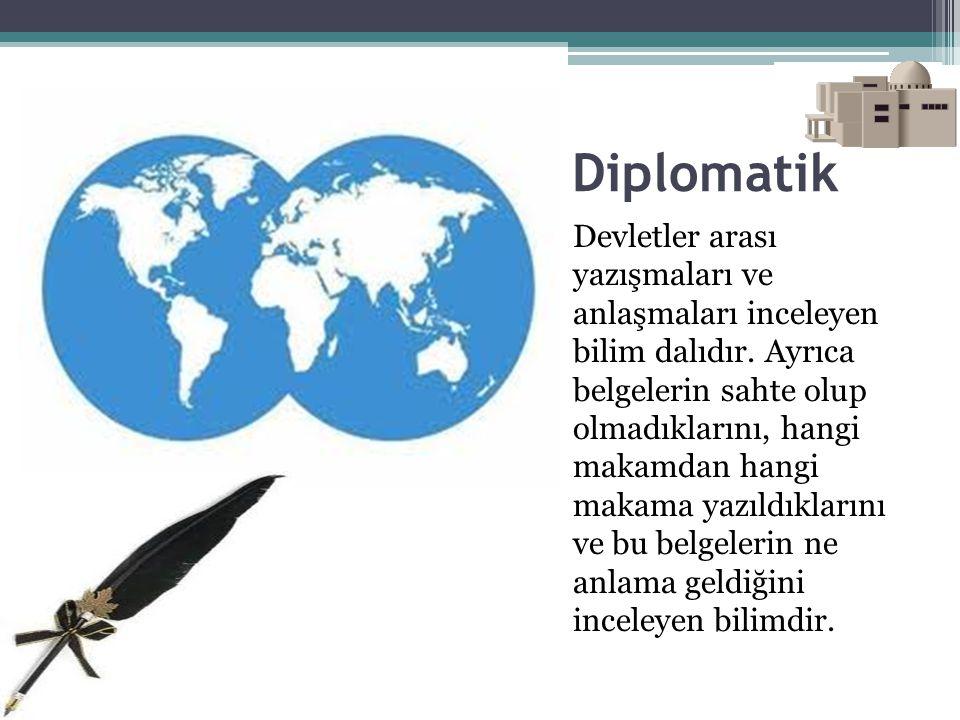 Diplomatik
