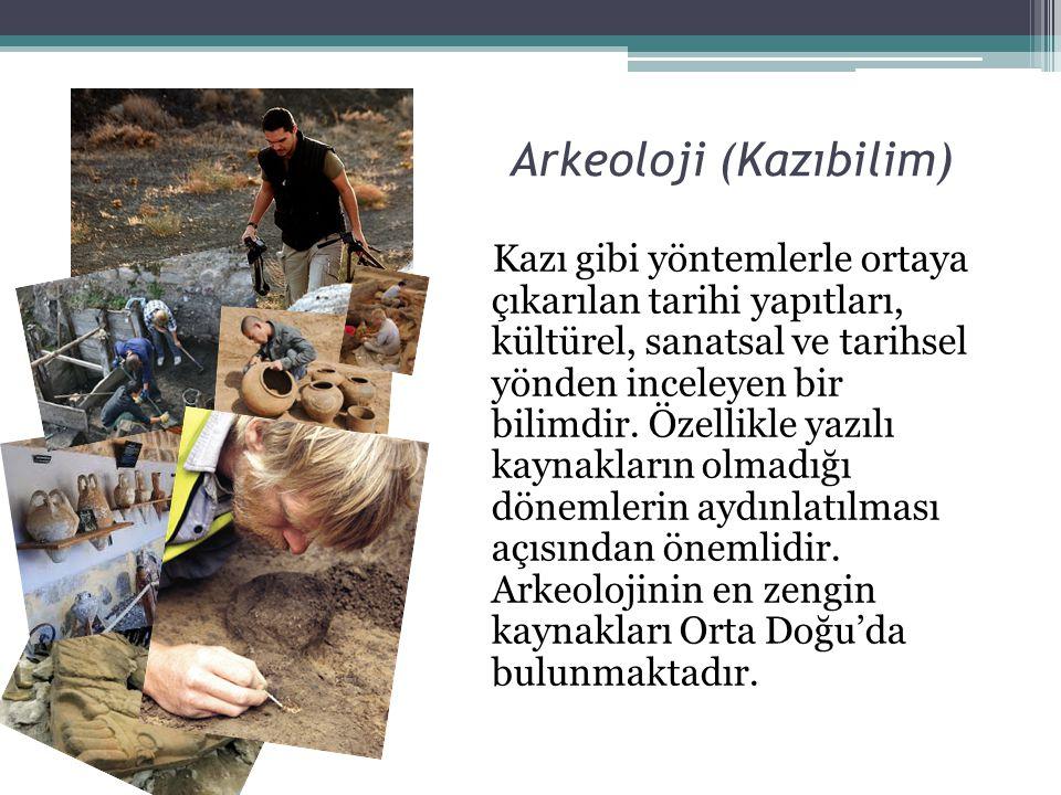Arkeoloji (Kazıbilim)