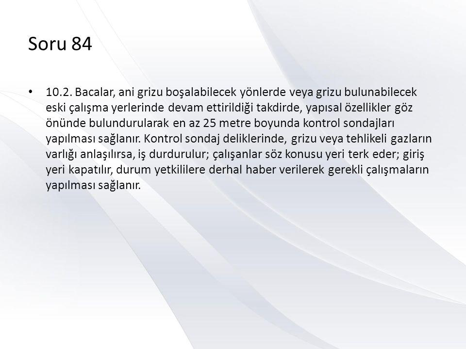 Soru 84