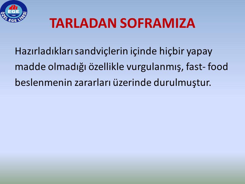 TARLADAN SOFRAMIZA
