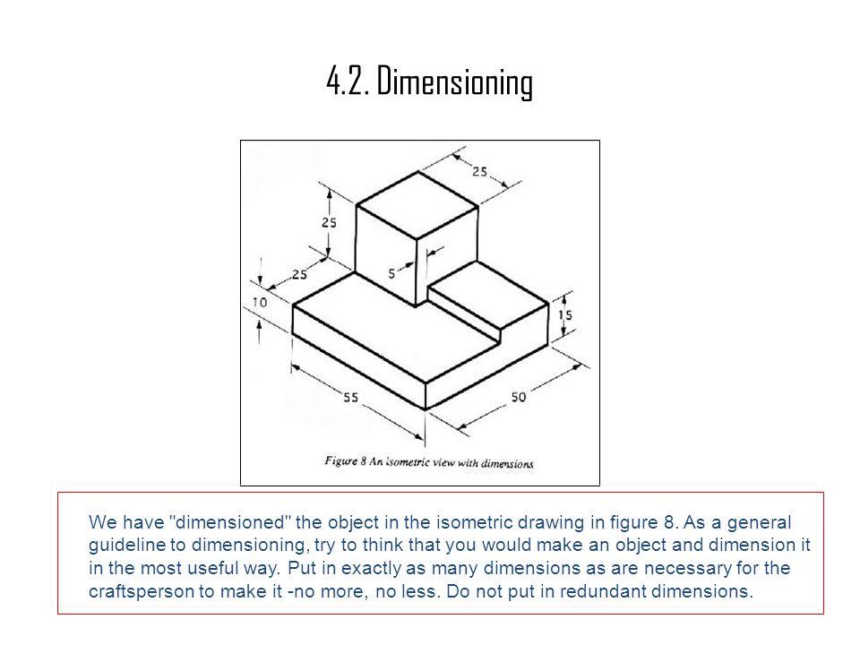 4.2. Dimensioning