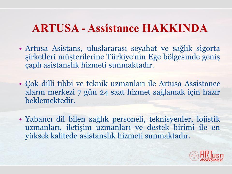 ARTUSA - Assistance HAKKINDA