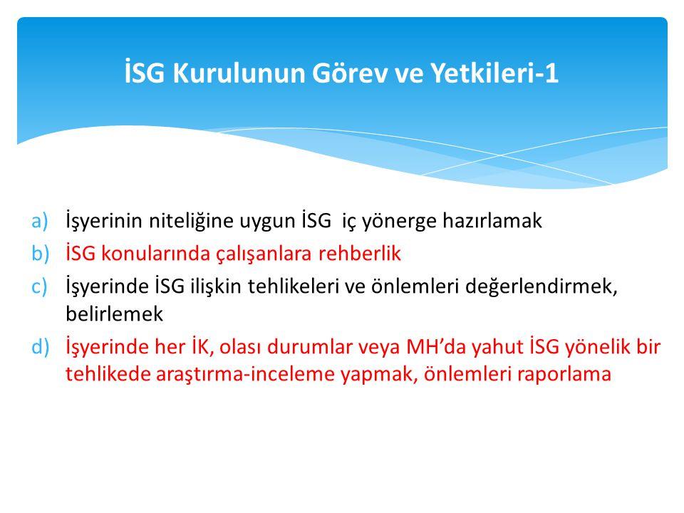 İSG Kurulunun Görev ve Yetkileri-1