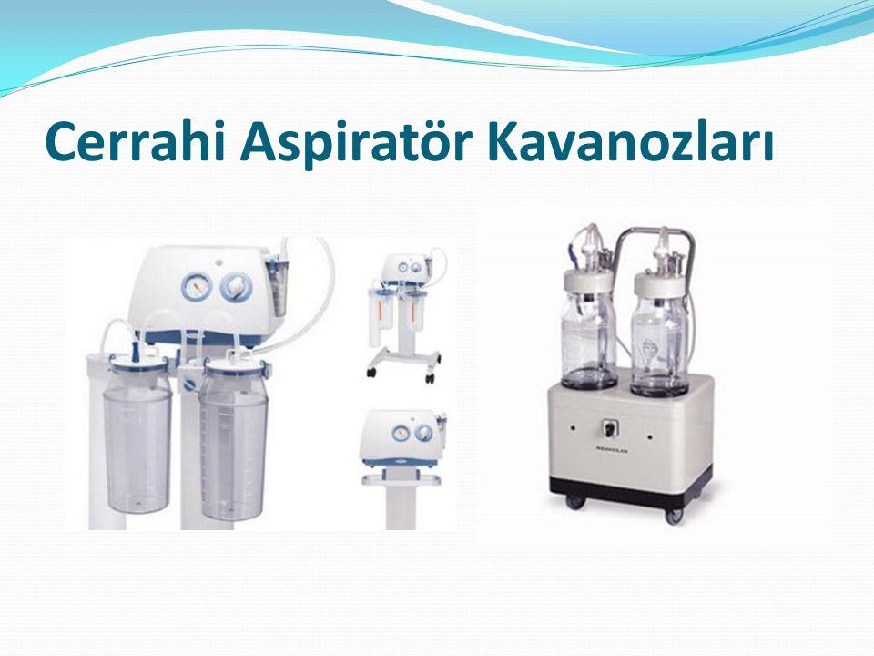 Cerrahi Aspiratör Kavanozları