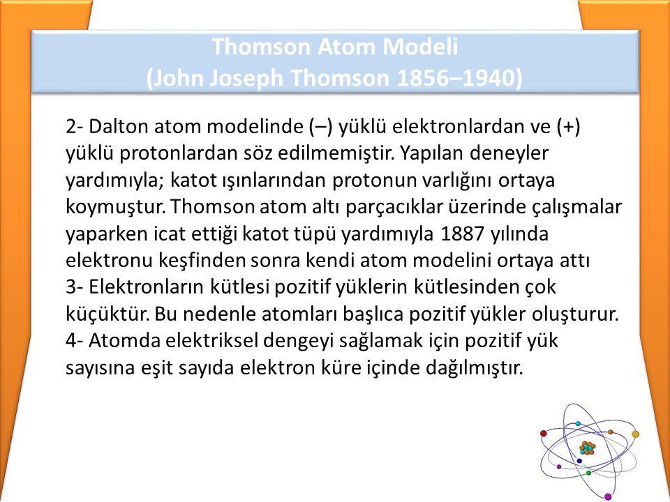 (John Joseph Thomson 1856–1940)