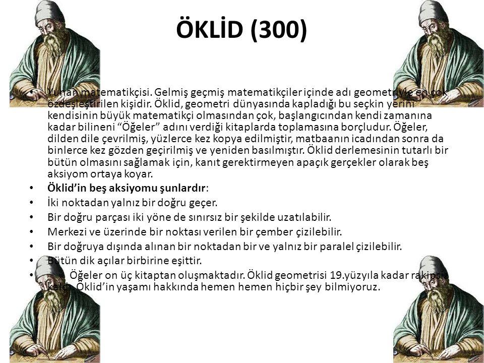 ÖKLİD (300)