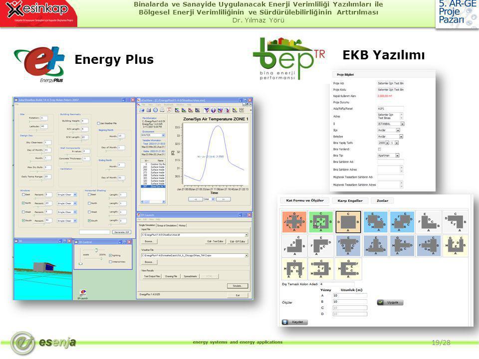 EKB Yazılımı Energy Plus