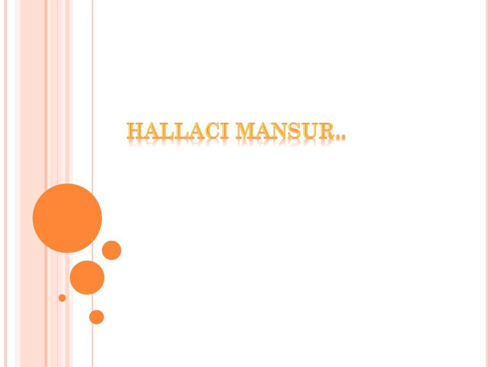 HALLACI MANSUR..
