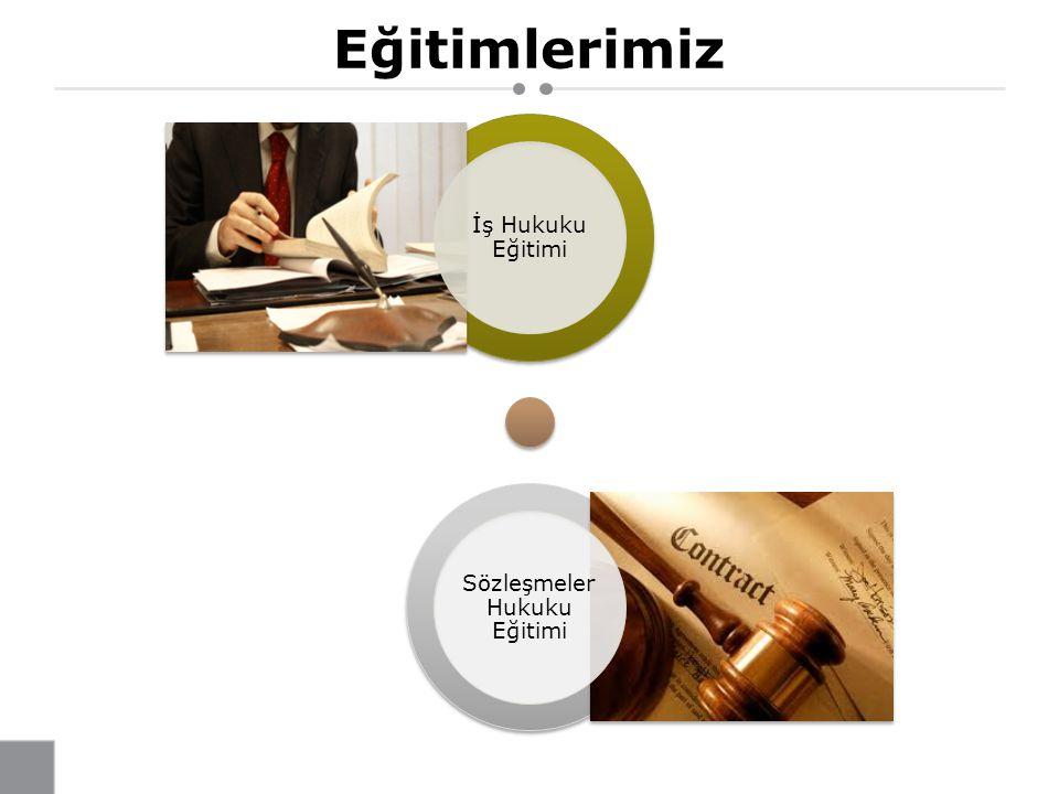 Sözleşmeler Hukuku Eğitimi