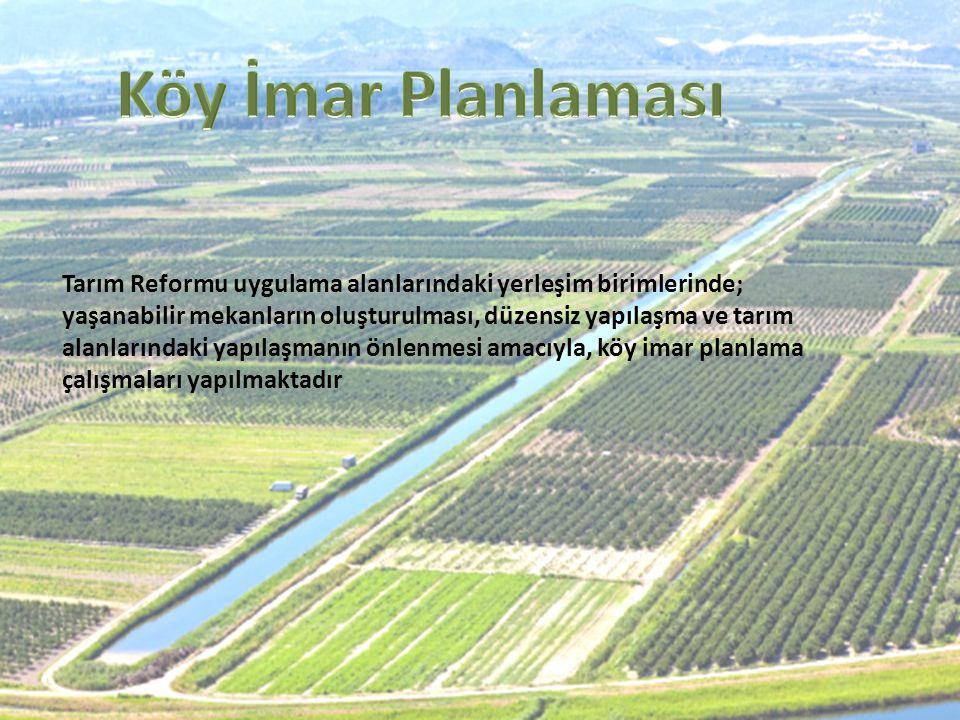 Köy İmar Planlaması