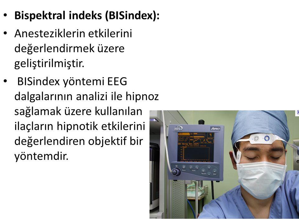 Bispektral indeks (BISindex):